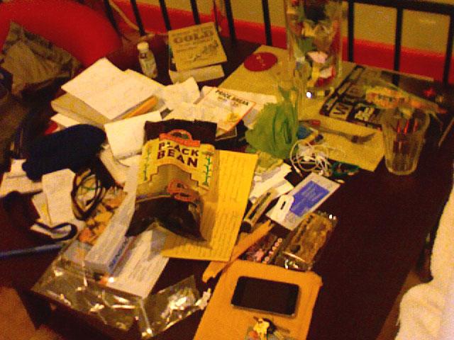 chaos table